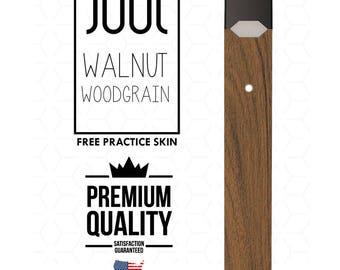 JUUL Vape Skin Wrap | Woodgrain | JUUL Decal | Overlay Sticker | Vaporizer Skin V2