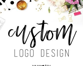 Logo Design / Branding Kit / Branding Package / Logo Design Custom / Branding Logo / Business Stamp / Brand Kit / Custom Business Stamp