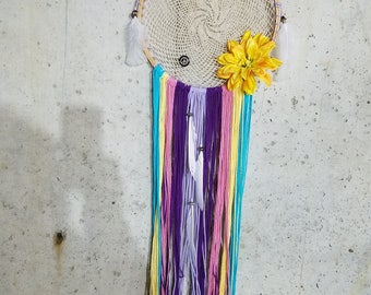 Bohemian Dreamcatchers are wonderful for Home Decor, Nursery, Child's Room, Weddings,  Office Decor, Great Gifts