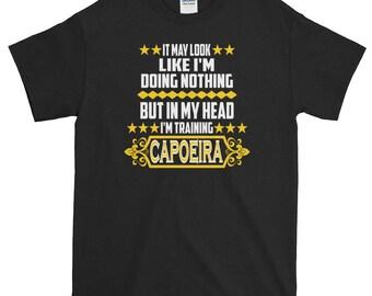 Capoeira For Life Capoeira Style Capoeira Shirt Capoeira Prints Capoeira Fun Capoeira In My Head Sublime Gift Tee