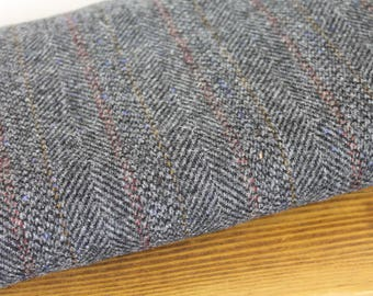 Tweed/Craft Supplies/ Fabric/ Haberdashery/ Sewing/ Upholstery/ Clothes Making (009J)