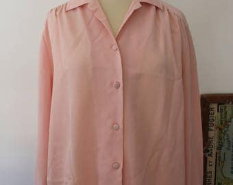 Powder Pink vintage shirt