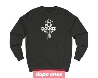 90s Hip Hop Clothing, Hip Hop, Reggae, Stoner Clothing, Dope, Sweatshirts, Retro, Apparel, Streetwear, Rock, Skater, Dope Ones™ MS001-01