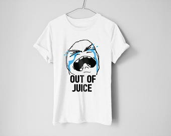 Out Of Juice Shirt | Vaping Shirt | Vape Life Shirt | Ejuice Shirt | Vape Tees | Vape Shirt | Vapor Shirt | Vape | Ejuice | Ejuice Tees