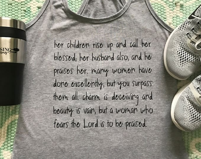 Her Children Call Her Blessed (Adults)