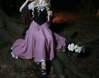 Sleeping Beauty Aurora Wig. Handmade Original.