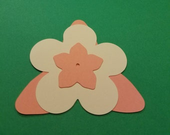 Stampin' Up! and Sizzix Presents Bigz Island Floral Die, Create Leis, Floral Garlands, Party Favors, Project Life, Cards, Tropical