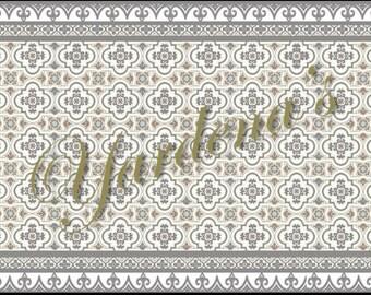 Free Shipping Vinyl Floor Mat   Vinyl Rug   PVC Rug Pattern