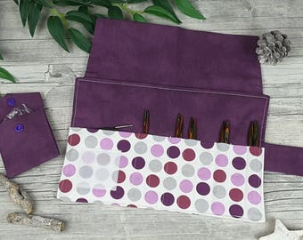 Knitting needle case - 5.
