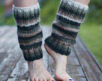 Wool legwarmers