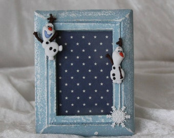 Olaf's Picture Frame