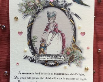 Valentine No. 8: A Mother's Heart