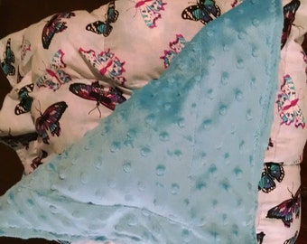 13 pound twin sized large weighted blanket sensory autism anxiety therapy ptsd insomnia adult