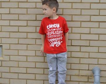 Baby Boy Valentine Shirt - Boys Valentine Shirt, Boys Valentine T-Shirt, Baby Boy Valentine Shirt, Boy Valentine Shirt, Boy Valentine Outfit