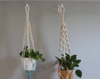 DIY Macrame Plant Hanger Kit