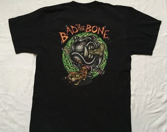 Vintage George Thorogood and the destroyers shirt-Bad to the bone