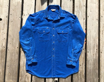 Carhartt Vintage Large Button Down Shirt
