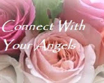 Psychic Reading Ask Your Angels 2 Questions