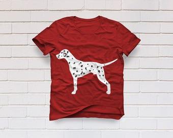 Dogs svg file. Dalmatian svg, Dalmatian clipart, Dog silhouette, SVG Files, Cricut, Cameo, Cut file, Clipart, Svg, DXF, Png, Pdf, Eps