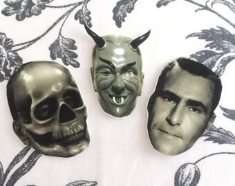 Twilight Zone Pin Set