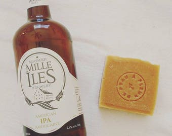 The thousand islands IPA beer SOAP / Beer soap