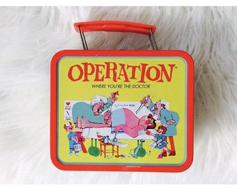Operation Tin Lunch Box