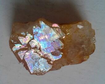Mayanite Rainbow Quartz