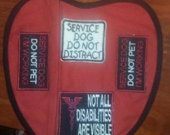 Koda Vest Style (Please Read Description Very Carefully)