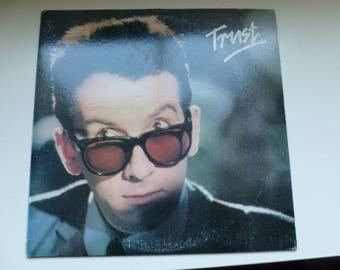 Vinyl: Elvis Costello, Trust