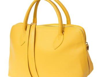 Leather bag / handbag