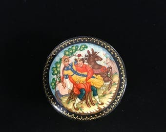 Persian Ring Box