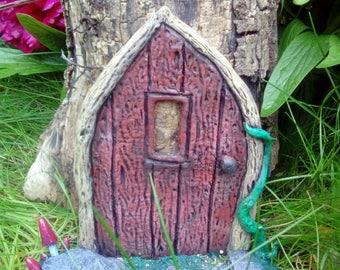 Fairy door, freestanding Forest fairy door