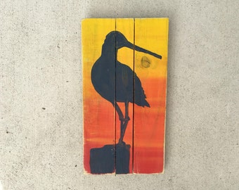 Seabirds painting, seabirds art, Marine bird patio art, Ocean birds, Seabirds art, Coastal Decor