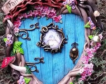 Fairy door, fairy door, fairy garden