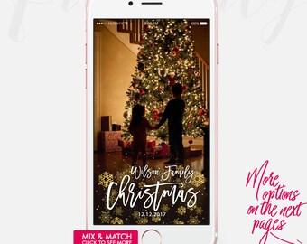 Christmas Snapchat Filter Christmas Snapchat Geofilter Christmas Snapchat Christmas Geofilter Christmas Filter Christmas Snap Chat Xmas