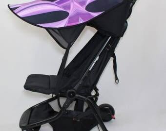 Stroller canopy Canopy extender Stroller Shade Stroller cover Custom double sided canopy & Stroller canopy Canopy extender Stroller Shade Stroller
