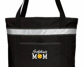 Baseball Mom Cooler/Thermal Tote/Softball Mom Cooler