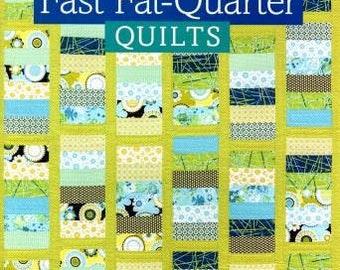Fast Fat Quarter Quilts Quilting Book