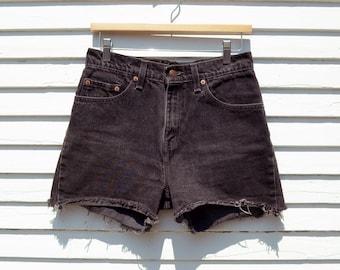 Jean shorts | Etsy