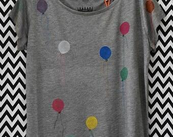 Shirt Balloons XS-XL//modal organic Bio Balloons