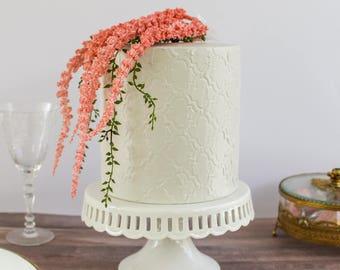 Pattern Cake- Fake cake, prop cake, party decor