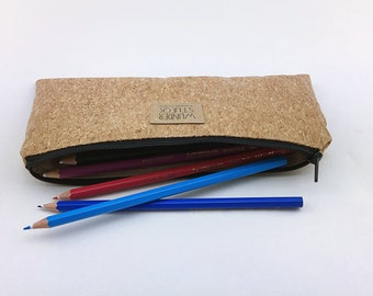 DIY cork-pencil from natural cork