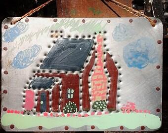 House on Tin