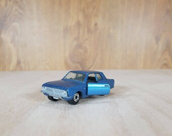 Matchbox - Matchbox car - Matchbox 1982s - FORD CORTINA - Collectible Car - Vintage Vehicles - Made in Bulgaria.
