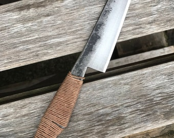 Hand Forged Outdoor Utility Knife