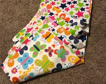 Baby Burp Cloths - Set of 5 - Baby Shower Gift - Baby Shower