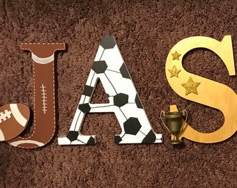 All Star Sports Letters