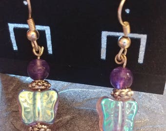 Butterfly Fantasy Earrings
