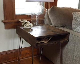 Midcentury Modern End Table
