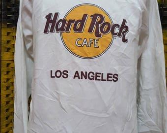 Vintage HARD ROCK CAFE / Los Angeles / big logo / Medium size sweatshirt